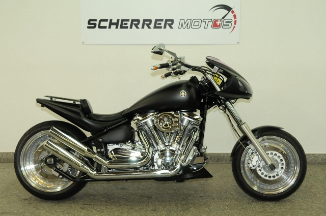 Motorrad kaufen YAMAHA XV 1600 Wild Star Occasion