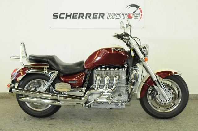 Motorrad kaufen TRIUMPH Rocket III 2300 Classic Occasion