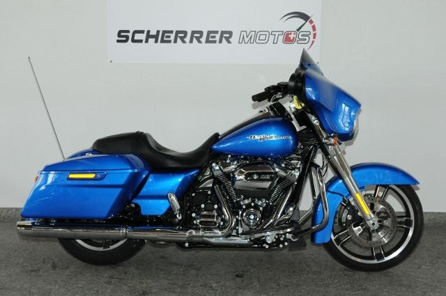 Motorrad kaufen HARLEY-DAVIDSON FLHX 1745 Street Glide 107 Occasion