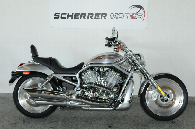 Motorrad kaufen HARLEY-DAVIDSON VRSCA 1130 V-Rod Occasion
