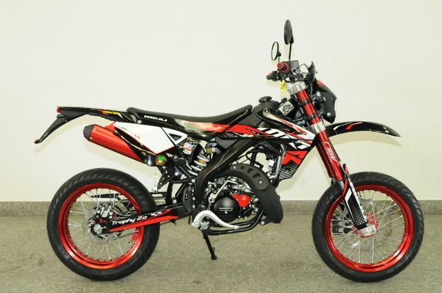 Acheter une moto RIEJU MRT 50 Trophy neuve