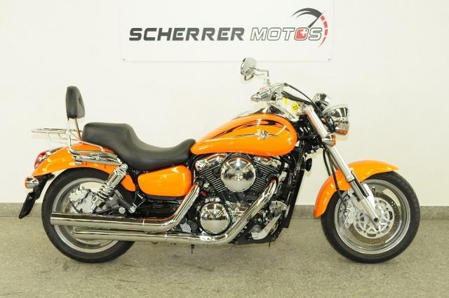 Motorrad kaufen KAWASAKI VN 1600 Mean Streak Occasion
