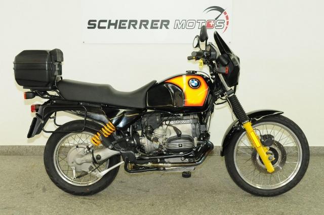 Motorrad kaufen BMW R 80 GS Occasion