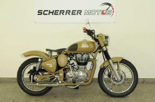 Motorrad kaufen ROYAL-ENFIELD Bullet 500 EFI Vorjahresmodell