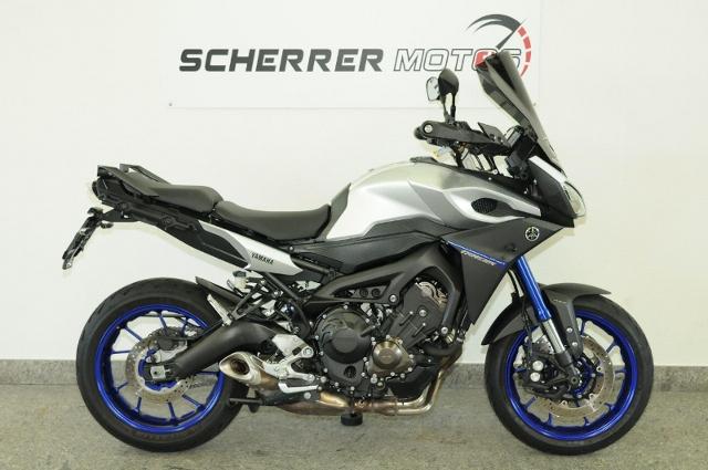 Motorrad kaufen YAMAHA MT 09 A ABS Tracer Occasion