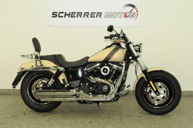 Motorrad kaufen HARLEY-DAVIDSON FXDF 1690 Dyna Fat Bob ABS Occasion