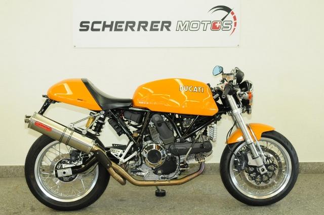 Motorrad kaufen DUCATI 1000 Sport Occasion