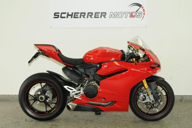 Motorrad kaufen DUCATI 1299 Panigale ABS Occasion