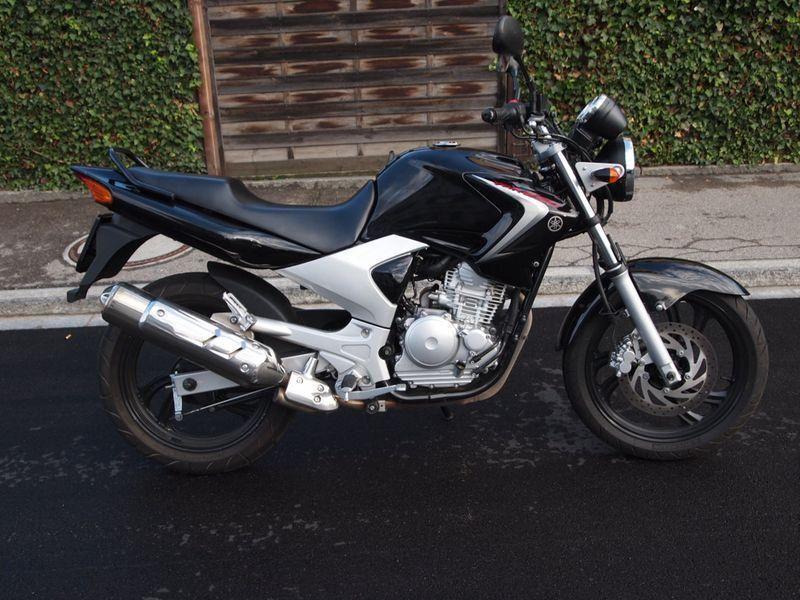 Motorrad Mieten & Roller Mieten YAMAHA YBR 250