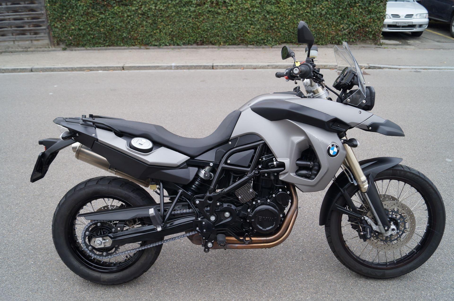 moto occasions acheter bmw f 800 gs abs scherrer motos ag steckborn. Black Bedroom Furniture Sets. Home Design Ideas