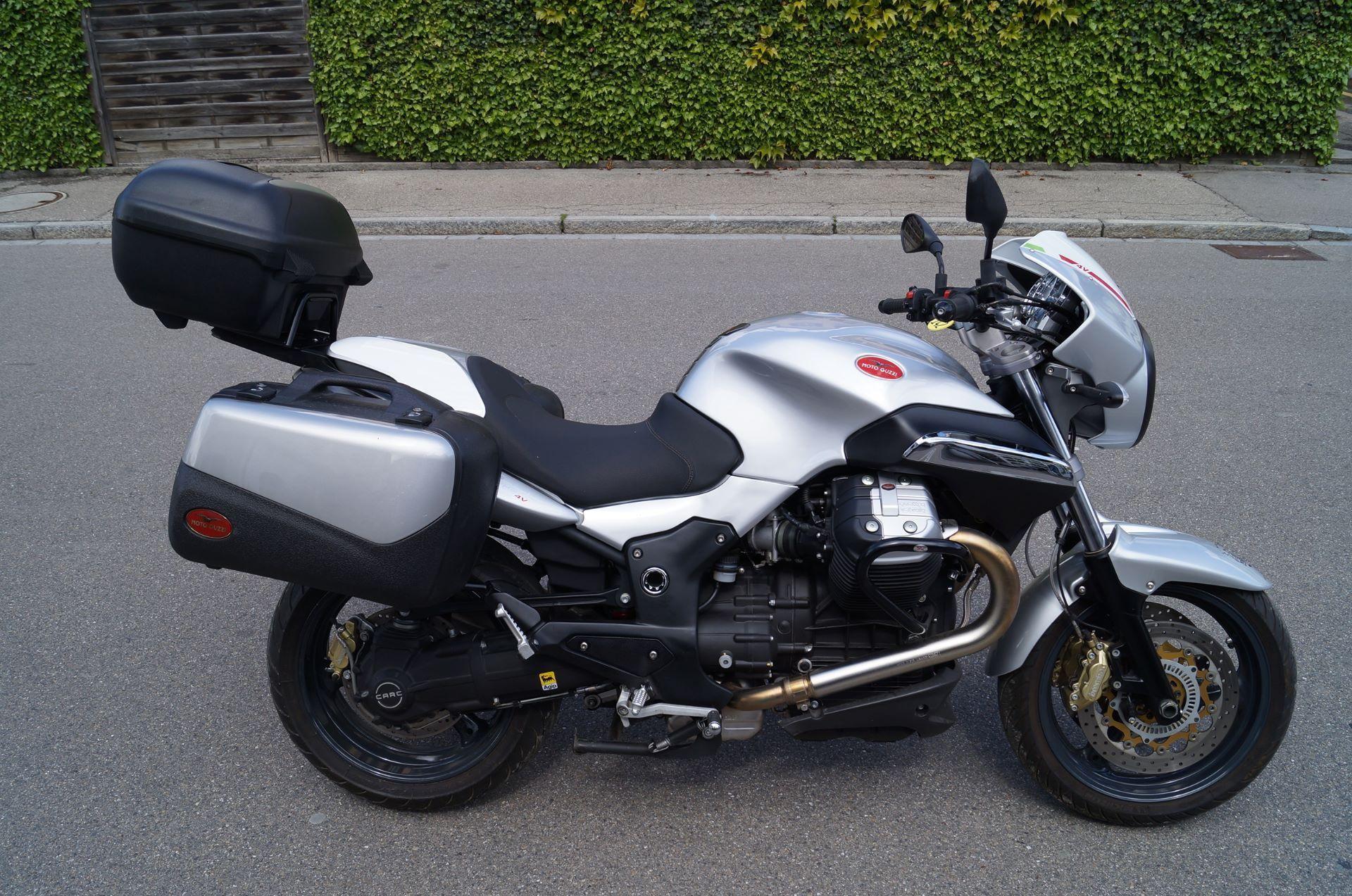 moto occasions acheter moto guzzi sport 1200 4v abs scherrer motos ag steckborn. Black Bedroom Furniture Sets. Home Design Ideas