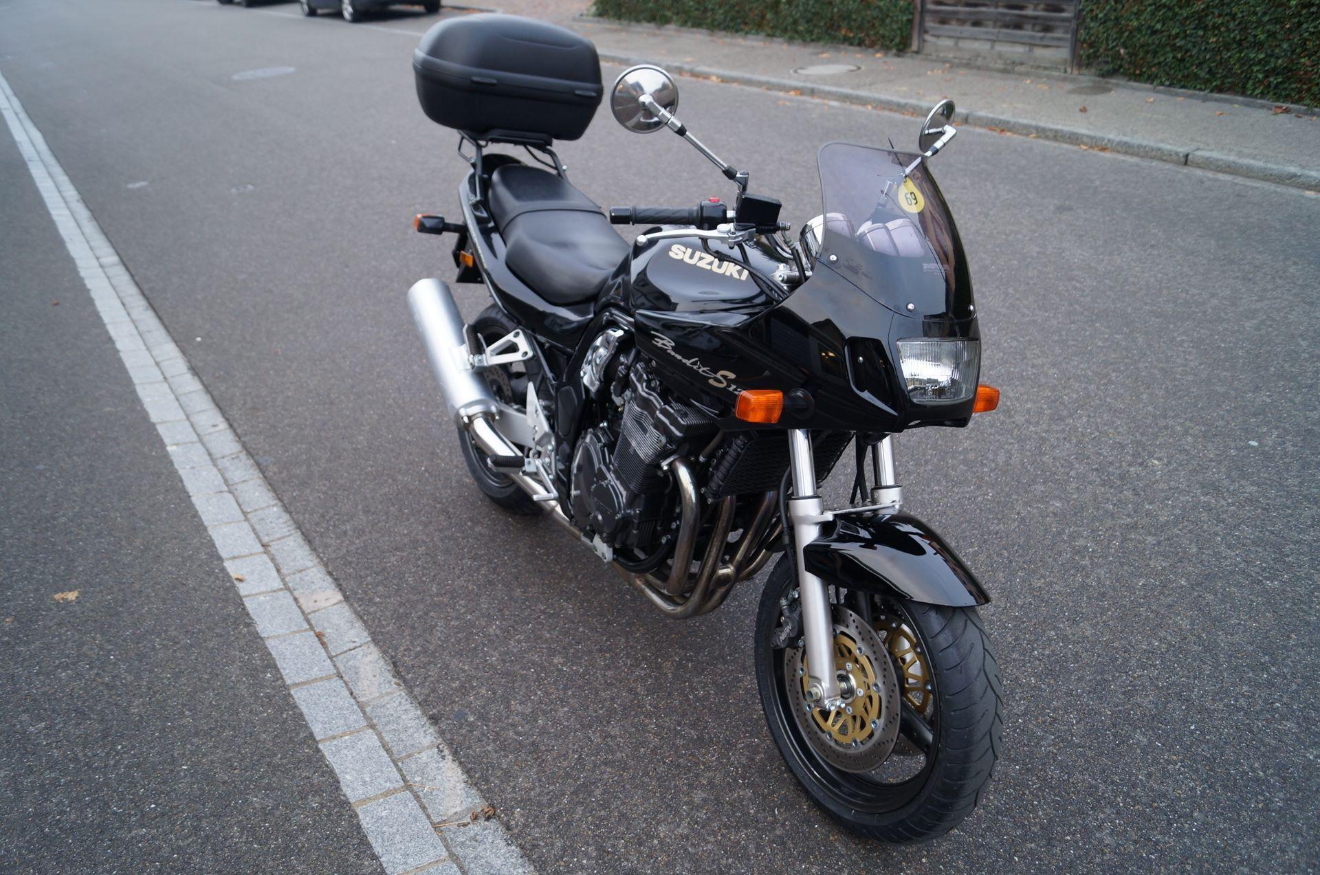 motorrad occasion kaufen suzuki gsf 1200 s bandit scherrer motos ag steckborn. Black Bedroom Furniture Sets. Home Design Ideas