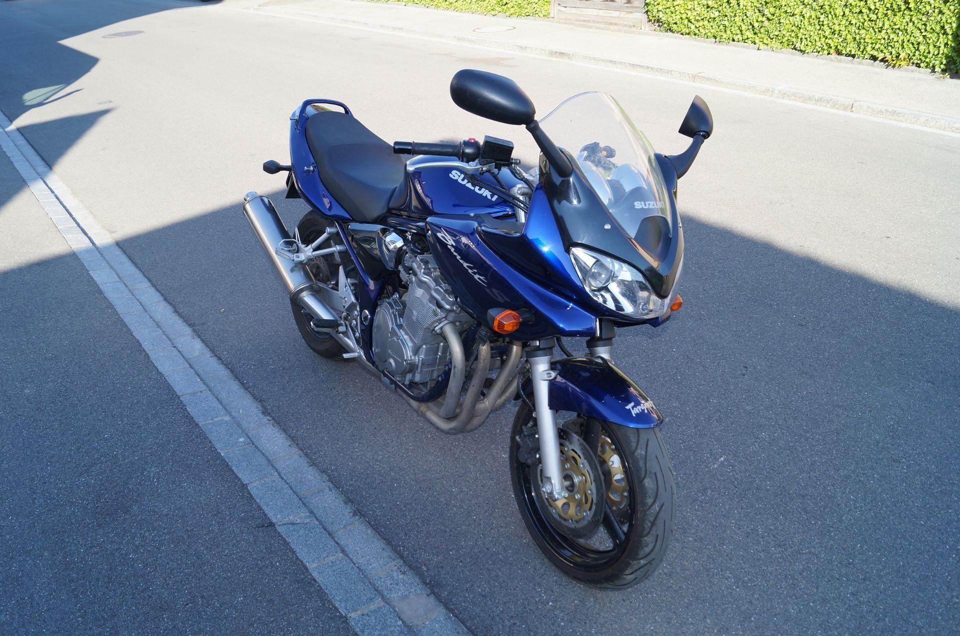 motorrad occasion kaufen suzuki gsf 600 s bandit scherrer motos ag steckborn. Black Bedroom Furniture Sets. Home Design Ideas