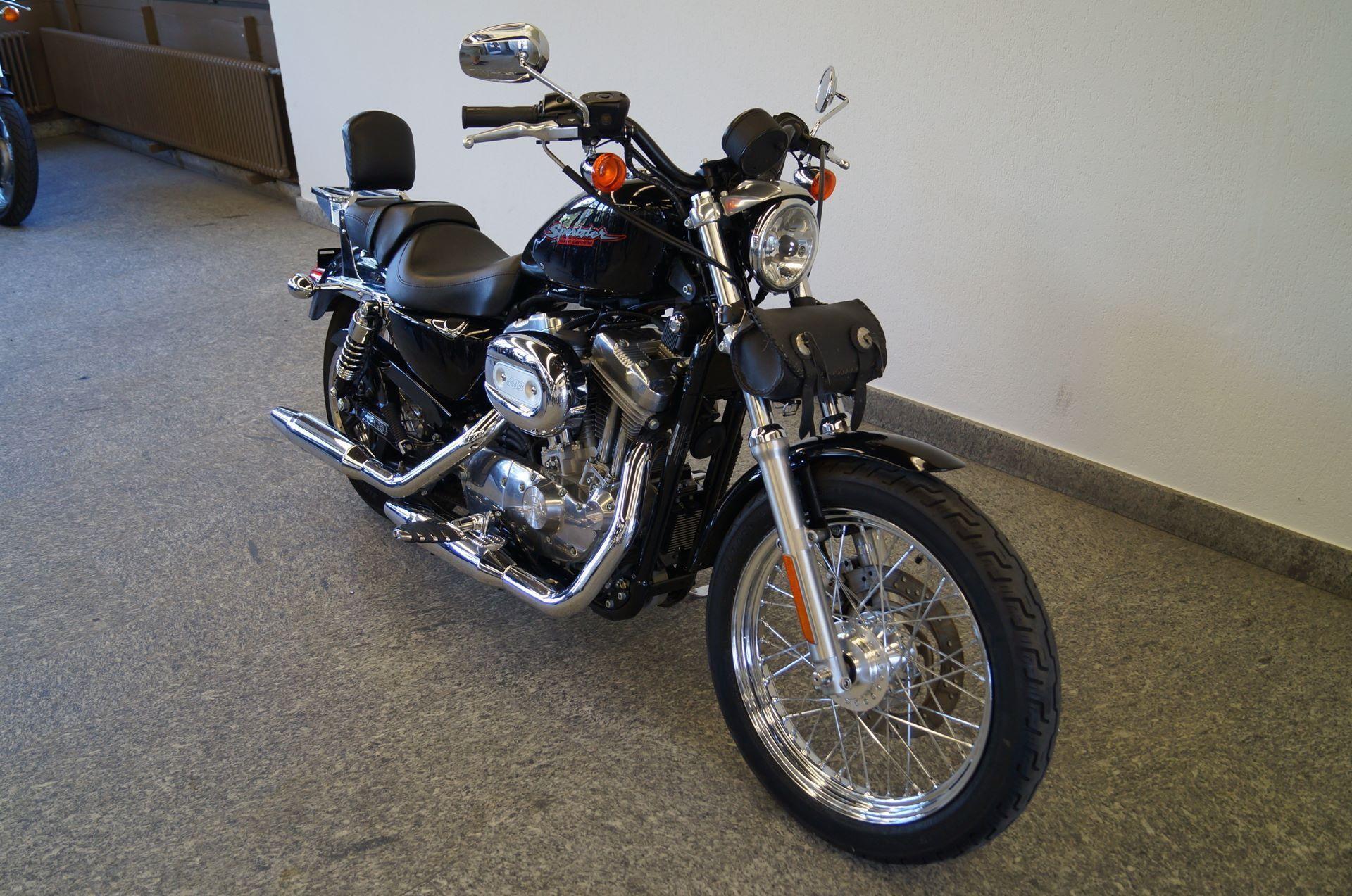 motorrad occasion kaufen harley davidson xlh 883 sportster scherrer motos ag steckborn. Black Bedroom Furniture Sets. Home Design Ideas