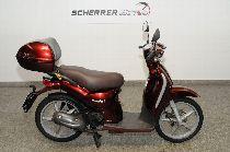 Motorrad kaufen Occasion APRILIA Scarabeo 100 (roller)