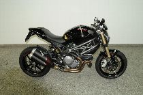 Töff kaufen DUCATI 1100 Monster evo ABS Limited Edition Naked