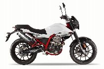 Motorrad kaufen Occasion MALAGUTI Monte 125 (naked)
