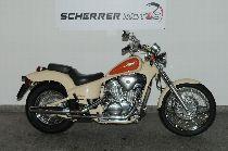 Motorrad kaufen Occasion HONDA VT 600 C Shadow (custom)