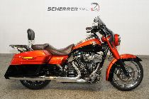 Motorrad kaufen Occasion HARLEY-DAVIDSON FLHRSE CVO 1801 Road King Limited ABS (touring)