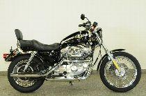 Motorrad kaufen Occasion HARLEY-DAVIDSON XLH 883 STD Sportster (custom)