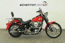 Motorrad kaufen Occasion HARLEY-DAVIDSON FXSTSB 1340 Softail Bad Boy (custom)