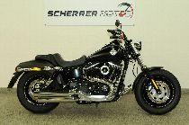 Motorrad kaufen Occasion HARLEY-DAVIDSON FXDF 1690 Dyna Fat Bob ABS (custom)