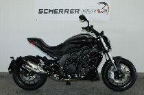 Motorrad kaufen Occasion BENELLI Leoncino 500 (naked)
