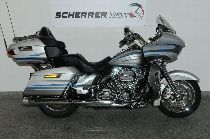 Motorrad kaufen Occasion HARLEY-DAVIDSON FLTRUSE 1801 CVO Road Glide Ultra ABS (touring)