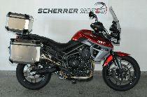 Motorrad kaufen Occasion TRIUMPH Tiger 800 XR ABS (enduro)