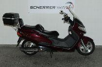 Motorrad kaufen Occasion SUZUKI AN 250 Burgman (roller)