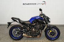 Motorrad kaufen Occasion YAMAHA MT 07 A (naked)