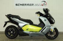 Motorrad kaufen Occasion BMW C evolution ABS (roller)