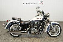 Motorrad kaufen Occasion KAWASAKI VN 1500 Classic (custom)
