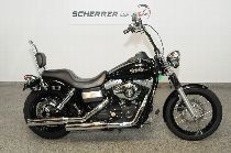 Motorrad kaufen Occasion HARLEY-DAVIDSON FXDB 1584 Dyna Street Bob (custom)