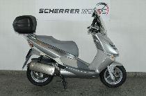 Motorrad kaufen Occasion APRILIA Leonardo 125 X (roller)