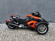 Acheter une moto Occasions CAN-AM Spyder 1000 ABS (trike)