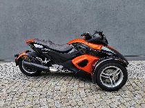 Motorrad kaufen Occasion CAN-AM Spyder 1000 ABS (trike)