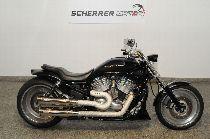Motorrad kaufen Occasion HARLEY-DAVIDSON VRSCB 1130 V-Rod (custom)