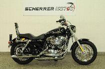 Motorrad kaufen Occasion HARLEY-DAVIDSON XL 1200 C Sportster Custom ABS (custom)