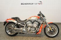Motorrad kaufen Occasion HARLEY-DAVIDSON VRSCX 1250 Screamin Eagle (custom)