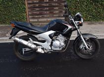 Motorrad Mieten & Roller Mieten YAMAHA YBR 250 (Touring)