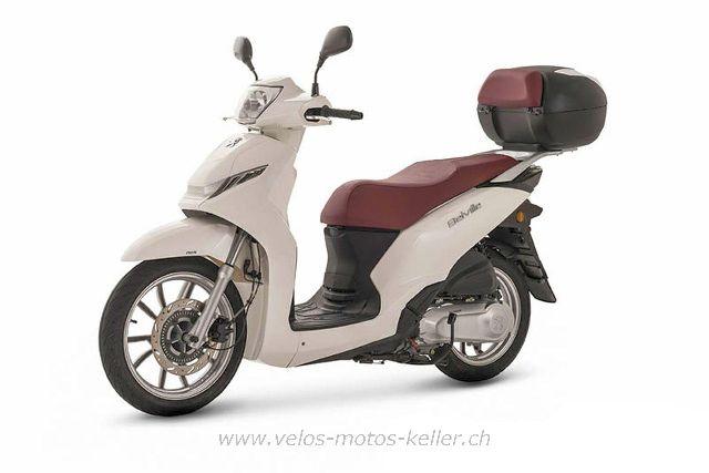 Motorrad kaufen PEUGEOT Belville 125 Neufahrzeug