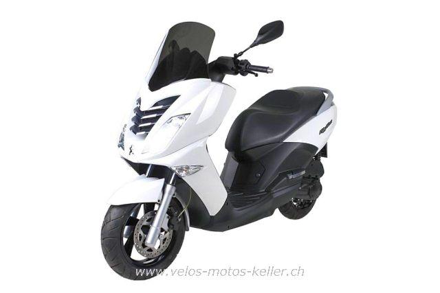 Motorrad kaufen PEUGEOT Citystar 125 AC Neufahrzeug