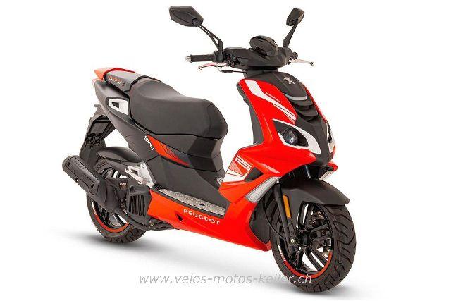 Motorrad kaufen PEUGEOT Speedfight 4 125 Neufahrzeug