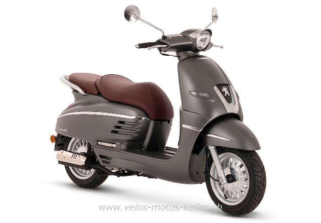 Motorrad kaufen PEUGEOT Django 125 Neufahrzeug