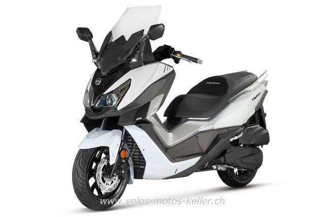 Motorrad kaufen SYM Cruisym 125i Neufahrzeug