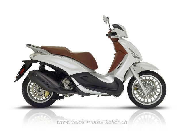 Motorrad kaufen PIAGGIO Beverly 300 i.e. Neufahrzeug
