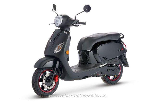 Motorrad kaufen SYM Fiddle 3 125 Neufahrzeug