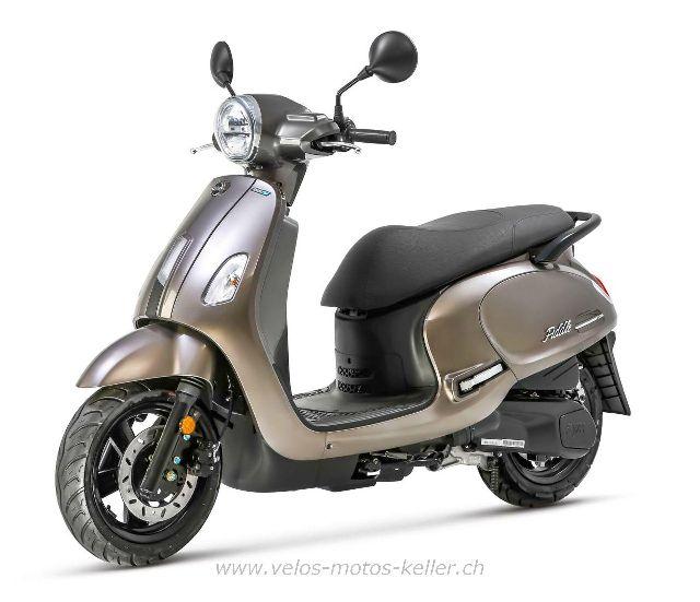 Motorrad kaufen SYM Fiddle 125 IV Neufahrzeug