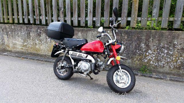 Motorrad kaufen JINCHENG Singa Occasion
